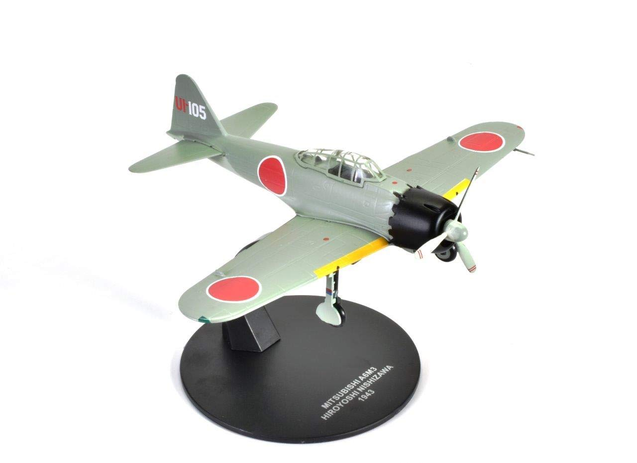 Mitsubishi A6M3 Zero, 36-victory ace Hiroyoshi Nishizawa, 251st Kokutai, IJNAS, 1943 (1:72) [並行輸入品] B07KVFSNCT