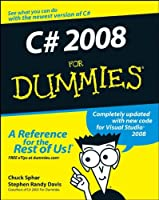 C# 2008 For Dummies Front Cover