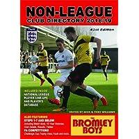 The Non-League Club Directory 2018-19