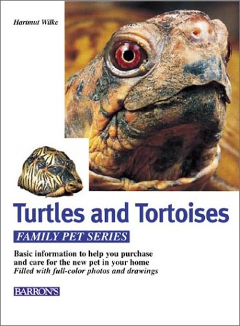 Turtles and Tortoises (Family Pet Series)