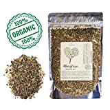 Modest Earth AllergEaze Allergy Relief Natural Herbal Tea - 100% Organic Non-Drowsy Drink - Hay Fever Remedy for Itching, Cough, Headache, Stuffy Nose, Nasal and Sinus Congestion - 48+ Cups Per Pack