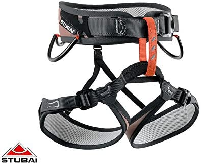 Stubai Mujer de escalada correa de Stella XS M, Sepia de ...