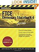 #5: CliffsNotes FTCE Elementary Education K-6, 2nd Edition
