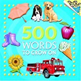 Best RANDOM HOUSE Book Toddlers - 500 Words to Grow On (Pictureback(R)) Review