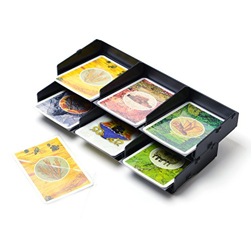 - Card Tray/Box Organizer for Settlers of Catan