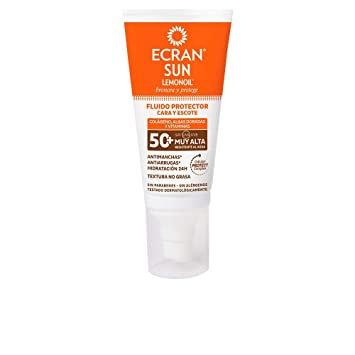 ECRAN SUN CR F50+ FACIAL 50ML