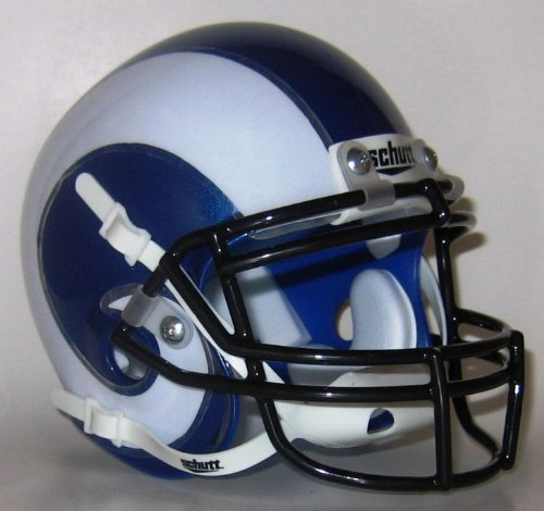 Greene Central Rams High School Mini Helmet - Snow Hill, NC by Orion Athletics