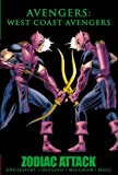 img - for Avengers: West Coast Avengers: Zodiac Attack book / textbook / text book