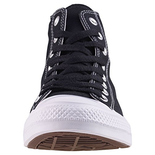 Converse Star All Taylor dolphin Chuck Schwarz Hi white Herren black Sneakers 6qHO1