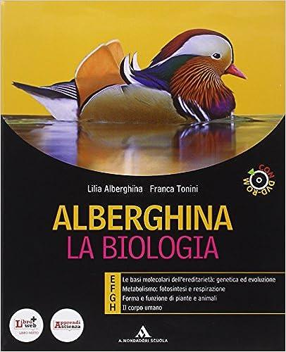 Alberghina - La Biologia - Vol. E-F-G-H