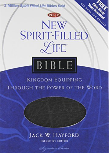 Download New Spirit-Filled Life Bible: Kingdom Equipping Through the Power of the Word (Box) [Bonded Leather] pdf epub