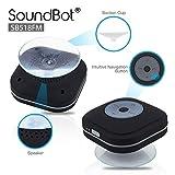SoundBot SB518FM FM RADIO Water Resistant Bluetooth