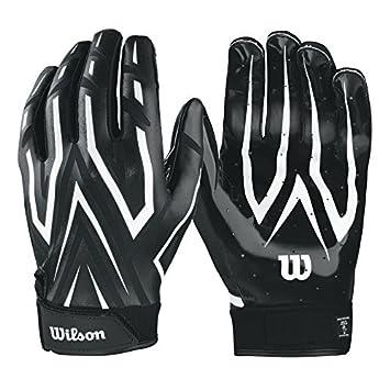 daf1d8e1013 Wilson Clutch Receiver Gloves - Black