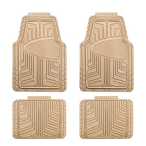 🥇 AmazonBasics – Alfombrilla de goma para coches