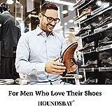 HOUNDSBAY Men's Cedar Shoe Tree with Wide Heel