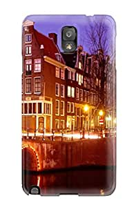 Cheap New Arrival Case Specially Design For Galaxy Note 3 (amsterdam City)