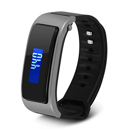 Reloj Inteligente, VBESTLIFE Smart Pulsera de Bluetooth Manos Libres Llamadas Pantalla Táctil Reloj Pulsera Podómetro