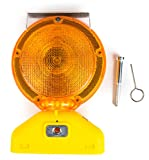 RK Safety BLIGHT-ST Solar Rechargeable Barricade