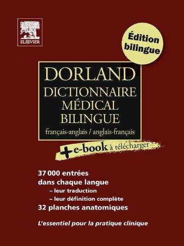 E.B.O.O.K Dorland Dictionnaire médical bilingue (French Edition) ZIP