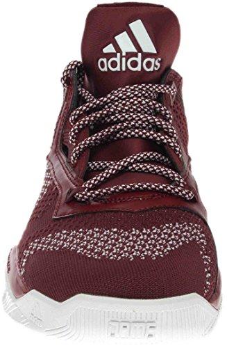 Adidas Sm D Lillard 2 Pk Ncaa Maroon; Hvid sBrSKsmrz