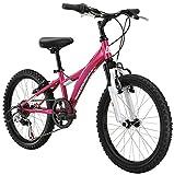 """Diamondback Bicycles Tess Kids Mountain Bike, 20"""" Frame, Pink"""