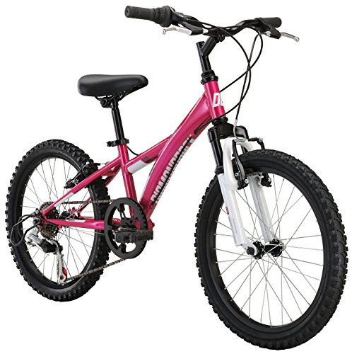 Diamondback Bicycles Tess Kid's Mountain Bike, 20