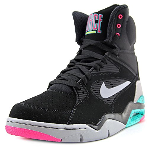 00eb8d7ac531b NIKE Men's Air Command Force Black/Wlf Gry/Hypr Jd/Hypr Pnk ...