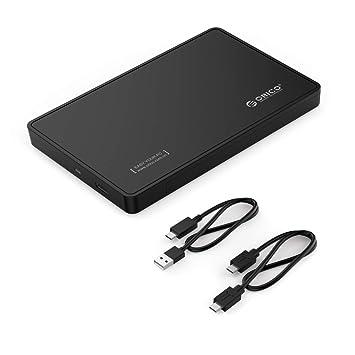 ORICO Carcasa USB 3.1 (10 Gbps) para Disco Duro SSD / HDD ...