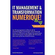 IT Management & Transformation Numérique: Le IT management à l'heure de la transformation numérique. (French Edition)