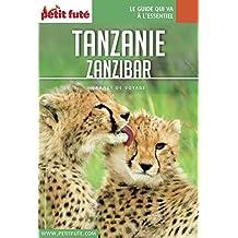 TANZANIE 2018/2019 Carnet Petit Futé (Carnet de voyage) (French Edition)
