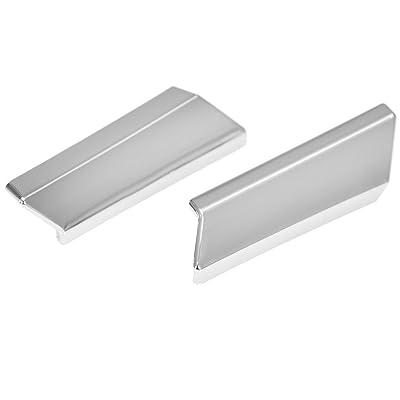 QKPARTS New Headlight Washer Nozzle Cover Chrome SET R+L for 06-11 LEXUS GS300 GS350 85208-30031: Home & Kitchen