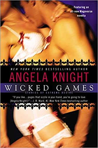 Image result for wicked games angela knight book cover