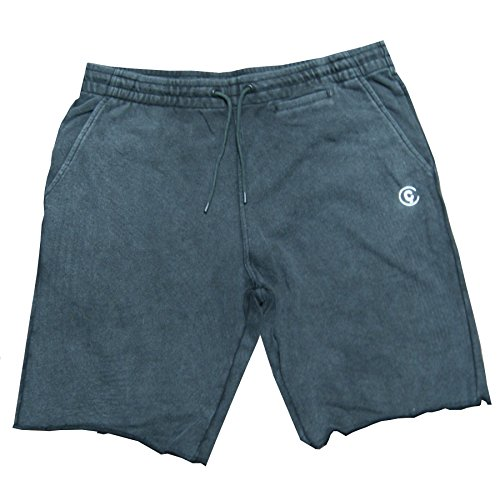Crooks & Castle Maze Shorts In Black Size Medium
