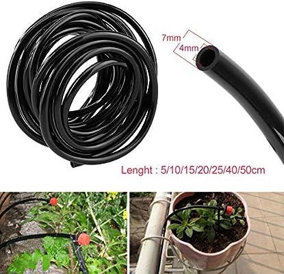 Yobby - Manguera de riego para invernaderos (10 m, 20 m, 40 m, 50 ...