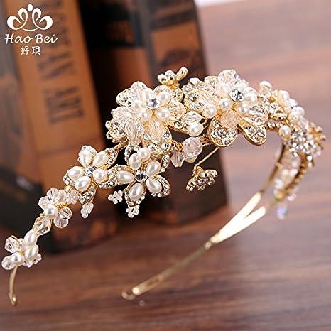 XPY DGX Accessori Per Capelli Da Sposa E Da Sposa I bambini della corona di  accessori per 268a6b531017