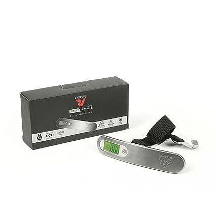 Roncato Foldable/Accesorios Viaje Báscula para Equipaje, 15 cm