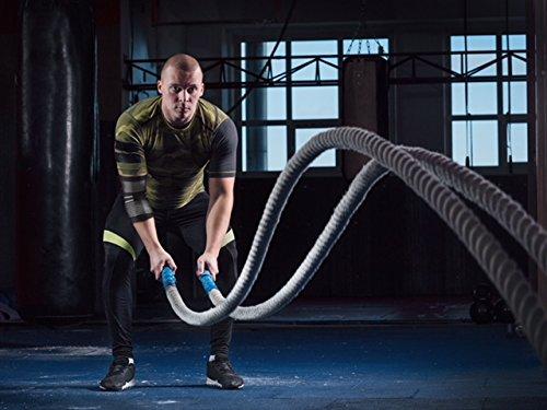 Venom Strapped Elbow Brace Compression Sleeve - Elastic Support for Tendonitis Pain, Tennis Elbow, Golfer's Elbow, Arthritis, Bursitis, Basketball, Baseball, Golf, Lifting, Sports, Men, Women (Medium) by Venom Sports Fitness (Image #2)