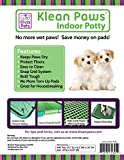 Blyss Pets Klean Paws Indoor Dog Potty, No Torn