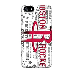Fashion UznqhXf6688aEnEB Case For Ipod Touch 4 Cover(houston Rockets)