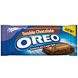 Have you tried OREO Chocolate Candy? It's made with crunchy bits of OREO + cream filling + rich Milka chocolate candy. Milka is one of Europe's leading chocolate brands, made with milk from the European Alps and the finest cocoa beans. Our mi...