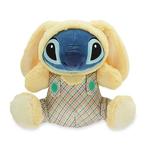 Official Disney Lilo & Stitch 28cm Easter Stitch Soft Plush Toy