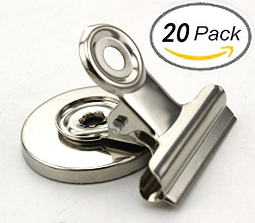 Set 20 ZICOME Bulldog Magnetic
