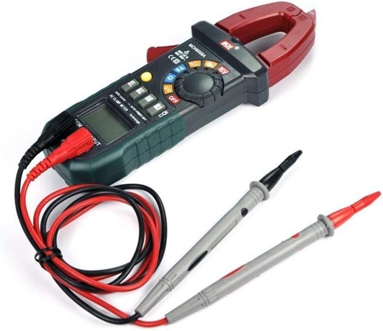 Multimeter High Precision MCH-600A Digital Clamp Meter Multimeter Digital Display AC DC Current Meter Universal Meter Clamp Meter Home Improvement Electrical