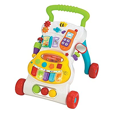 Winfun Grow With Me Musical Walker | Popular Toys