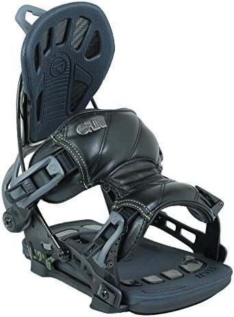 Flow NX2-GT Snowboard Bindings Mens Black