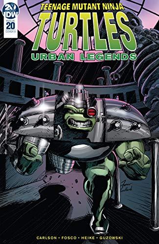 Amazon.com: Teenage Mutant Ninja Turtles: Urban Legends #20 ...
