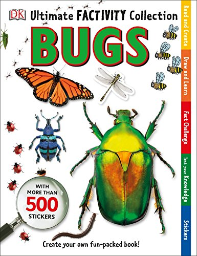 Ultimate Factivity Collection: Bugs (DK Ultimate Factivity Collection)