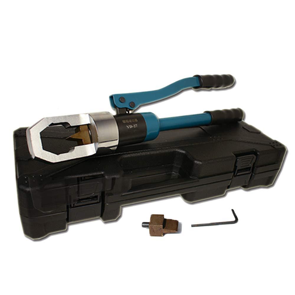 Huanyu M10-M27 Hydraulic Nut Splitter Nut Cutter Remover Integral Opener Splitting Cutting Removing Tool (YD-27, Standard)