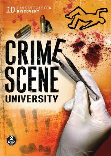 Crime Scene University by SCHLER,ROBERT DR.