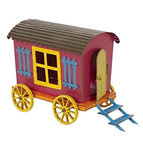 Gypsy Wagon - Miniature Fairy Garden Gypsy Wagon